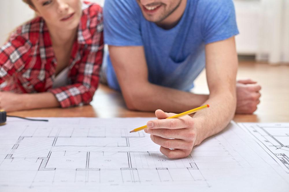 Preparing to build a home - Preferred Homes