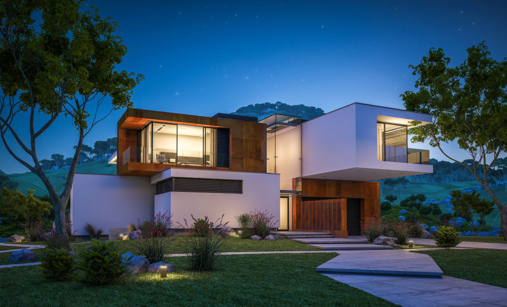 Progressive - Modern House Design