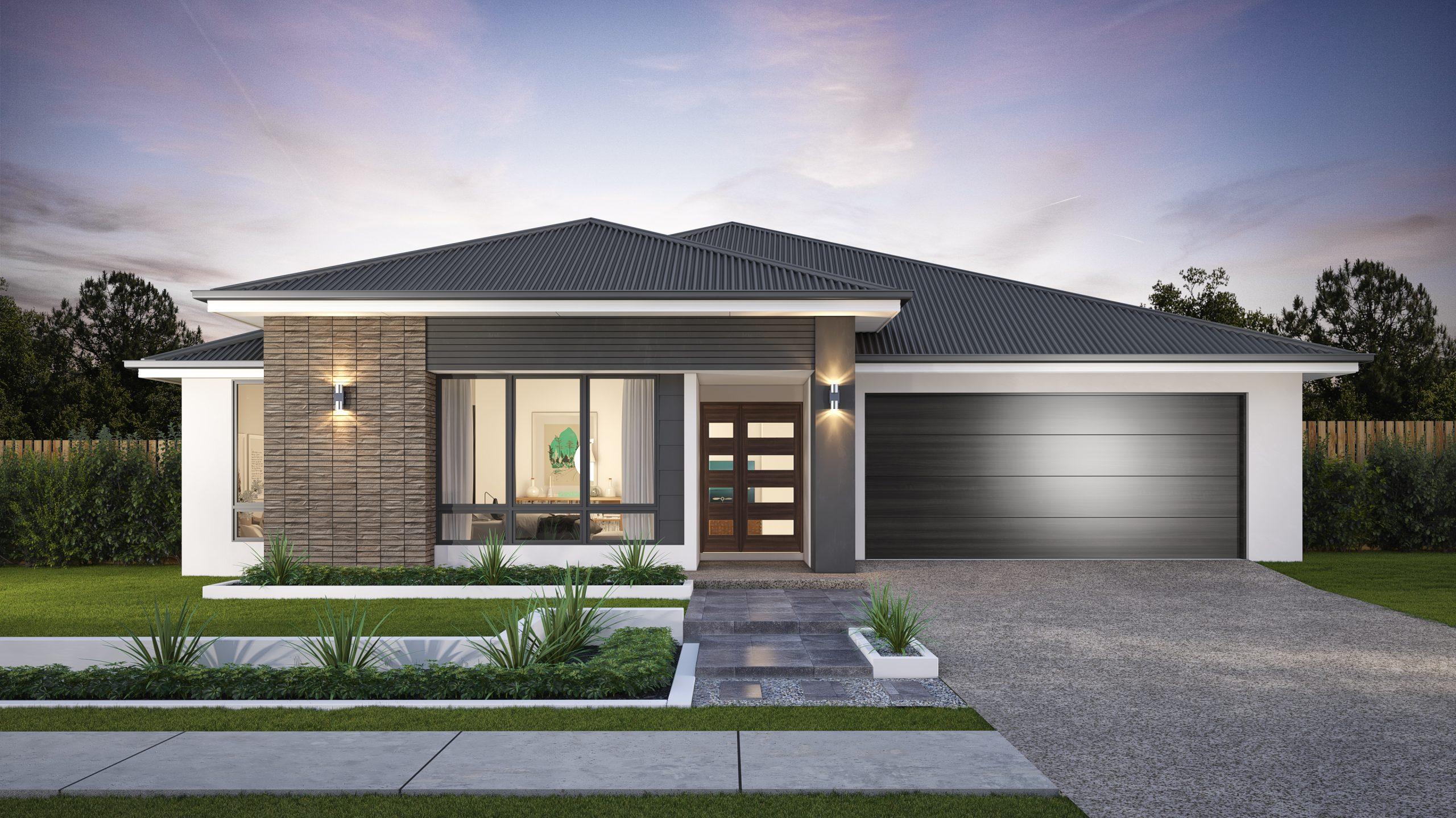 Preferred Homes' build